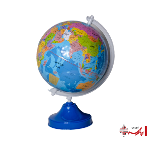 کره زمین 20 پایه پلاستیکی نگین