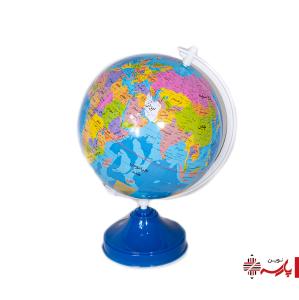 کره زمین 25 پایه پلاستیکی نگین