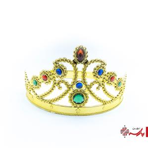 تاج طلایی ملکه