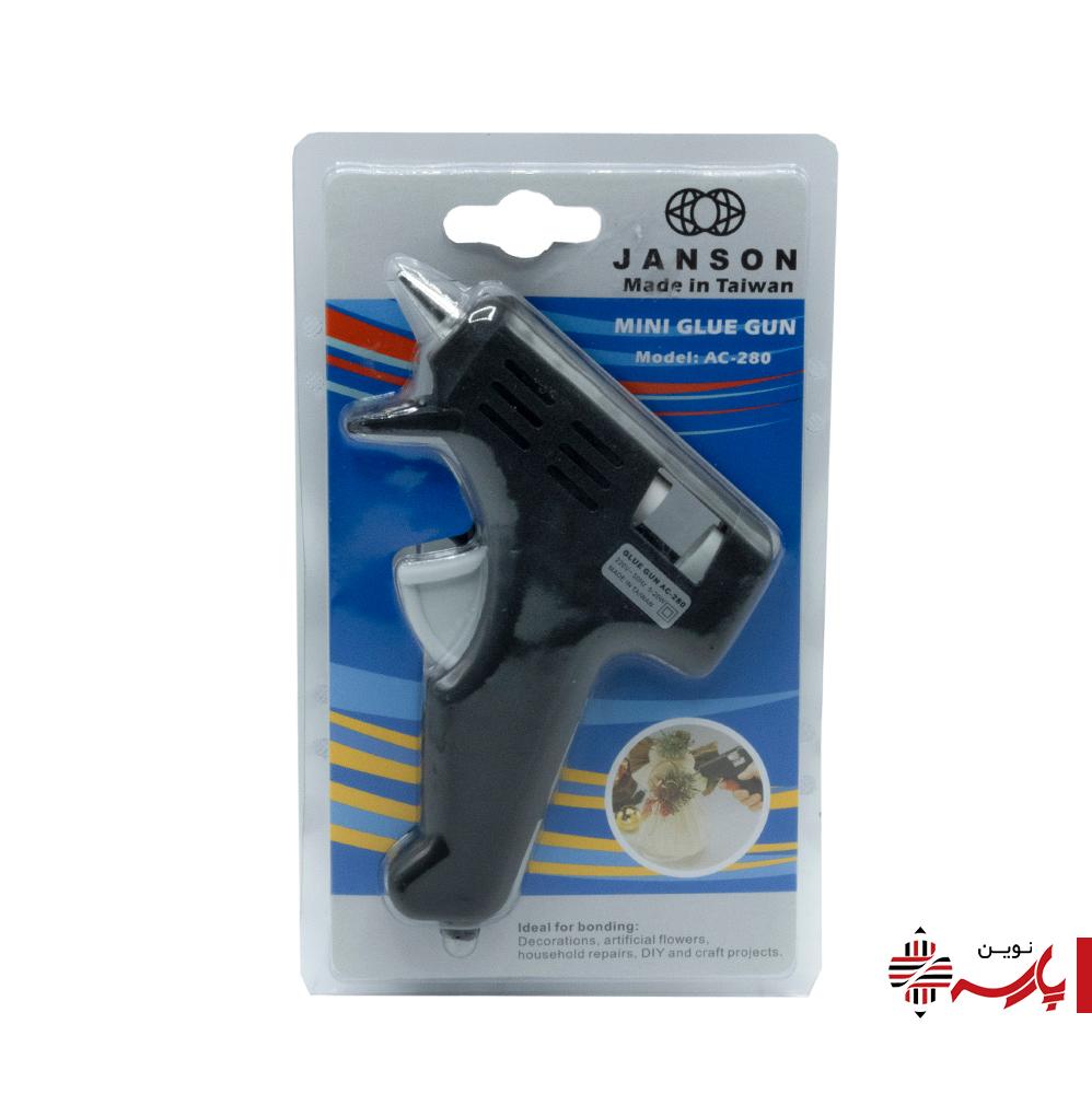 دستگاه چسب حرارتی کوچک 20 وات 280 جانسون (تایوان)
