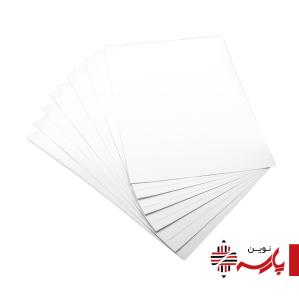 کاغذ A4 هشتاد گرم سفید 50 عددی