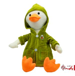 عروسک پولیشی لباس اردک حوله ای