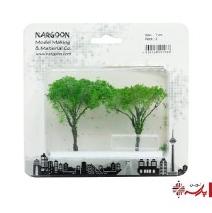 درخت 2 عددی 7 سانت کد 108 نارگون