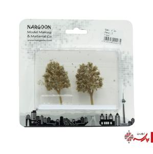 درخت 2 عددی 6 سانت کد 907 نارگون