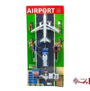 ست فرودگاه روکارتی آتا تویز