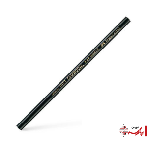 مداد کنته مشکی مدیوم فابرکاستل